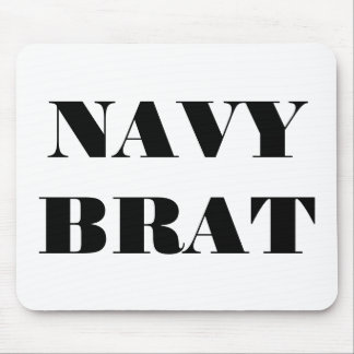 Mousepad Navy Brat