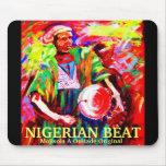 Mousepad - NIGERIAN BEAT
