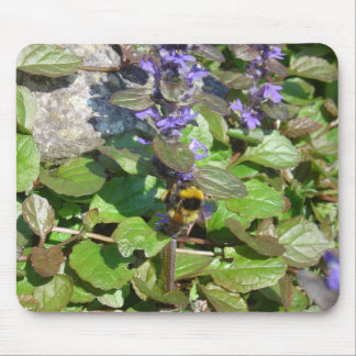 Mousepad or Mousemat - Busy Bee