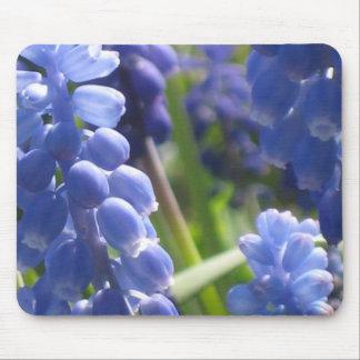 Mousepad or Mousemat - Grape Hyacinth