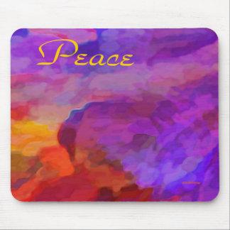 Mousepad-Peace Mouse Mat