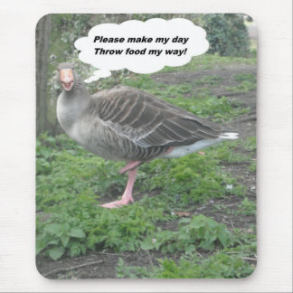 Mousepad Poem Duck Quote By Ladee Basset