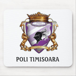 Mousepad POLI TIMISOARA