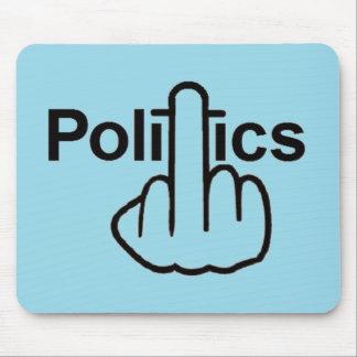 Mousepad Politics Flip