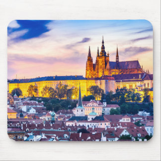Mousepad Prague