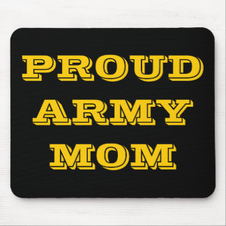 Mousepad Proud Army Mom