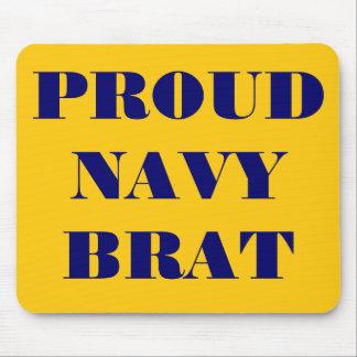 Mousepad Proud Navy Brat