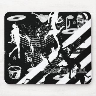 Mousepad Rock 'N' Roll Dance
