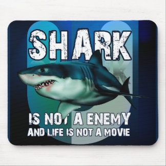 Mousepad Shark