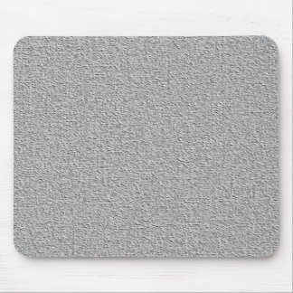Mousepad - Silver / Grey with textured effect