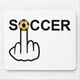 Mousepad Soccer Flip