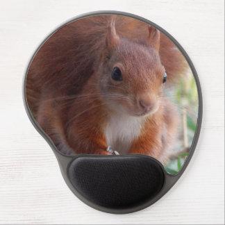 Mousepad Squirrel - photo Jean Louis Glineur Gel Mouse Mat
