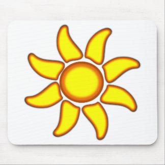 Mousepad- sunflower mouse mat