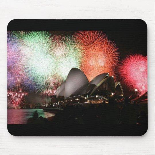 Mousepad-Sydney Opera House Mouse Mat