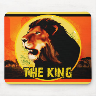 Mousepad The King