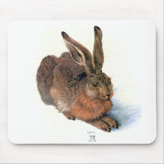 Mousepad:  The Rabbit Mouse Mat