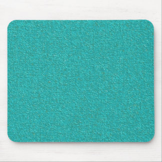 Mousepad - Turquoise with textured effect