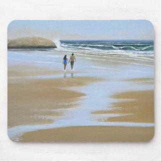 Mousepad ~ Walking The Beach