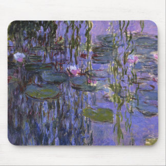 Mousepad - Water Lillies
