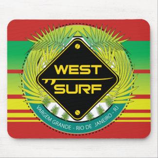 Mousepad West Surf XI