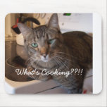 Mousepad- What's Cooking??!!