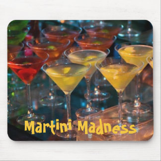 Mousepad Wild Martinis