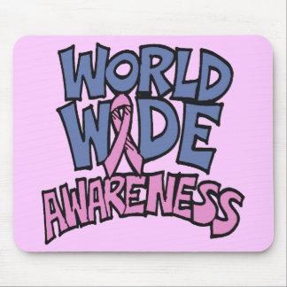 Mousepad - World Wide Awareness