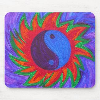 mousepad - yin & yang vibrations