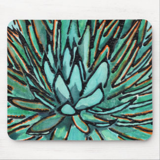 Mousepads - Spiky Green Agave