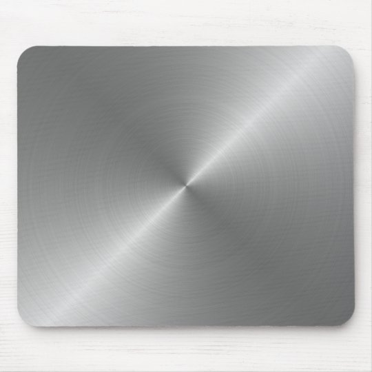 Mousepads with silver metallic texture