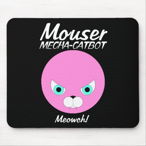 Mouser Mouse Pad
