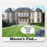 Mouse's Pad Mouse Mat