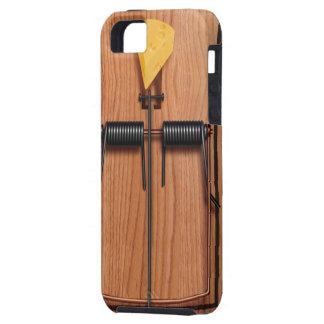 Mousetrap novelty tough iPhone 5 case