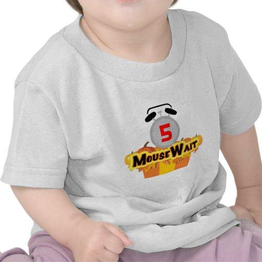MouseWait 5th Birthday Bash Limited Edition Shirt