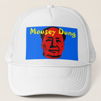Mousey Dung Trucker Hat