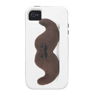 Moustache Buddy Vibe iPhone 4 Covers