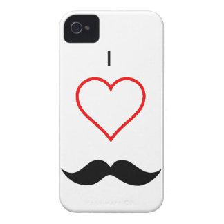 Moustache iPhone 4 Case