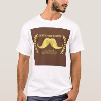 Moustache Champ T-Shirt