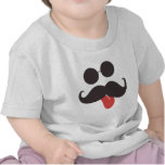 Moustache Collection Tshirt