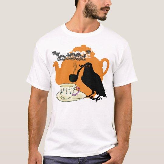 Moustache crow T-Shirt