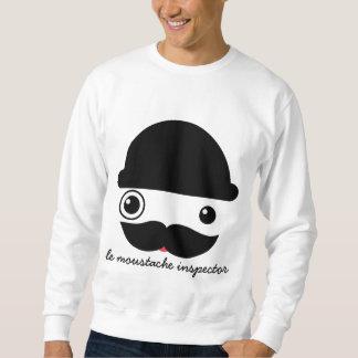 Moustache Inspector Sweatshirt