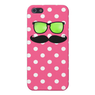 Moustache iPhone 5 Cover