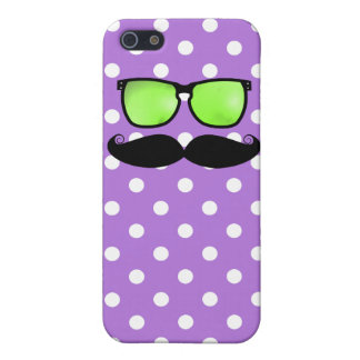 Moustache iPhone 5 Covers