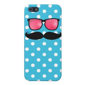 Moustache iPhone 5/5S Cases