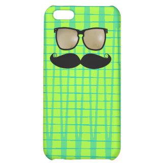 Moustache Case For iPhone 5C