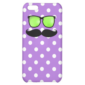 Moustache Cover For iPhone 5C