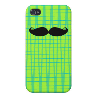 Moustache Covers For iPhone 4