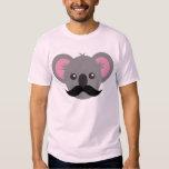 Moustache Koala Tee Shirts