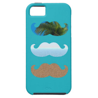 Moustache.. Life's A Beach! iPhone 5 Case