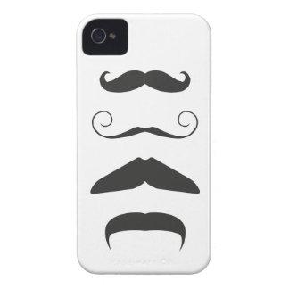 Moustache list - Choose your weapon!! iPhone 4 Case-Mate Case